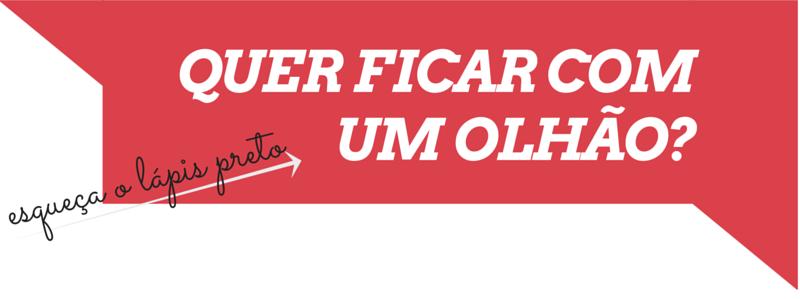 AUMENTANDO O OLHAR