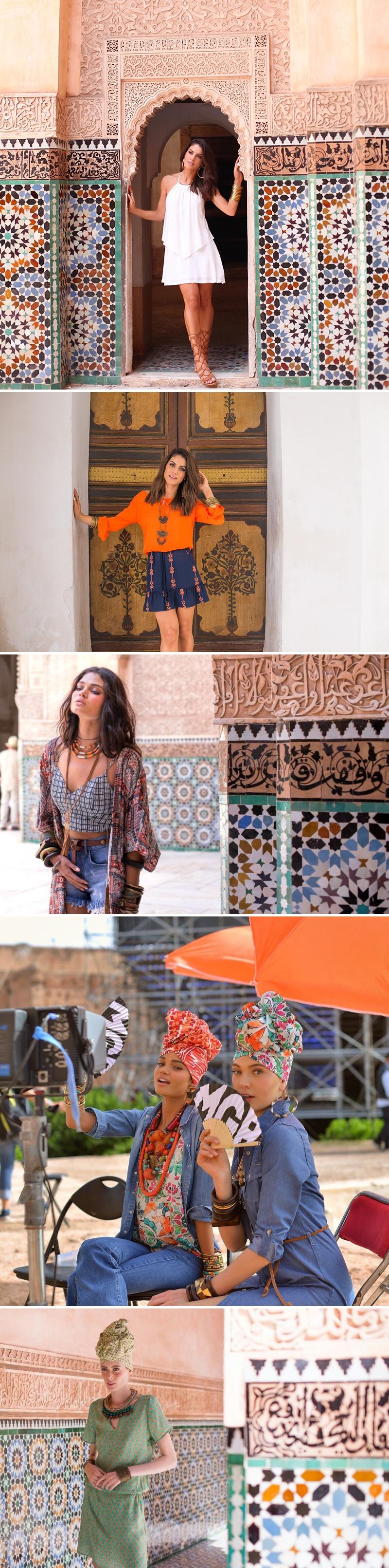 Riachuelo | Coleção Marrocos